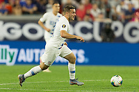 CLEVELAND, OHIO - JUNE 22: Jordan Morris during a 2019 CONCACAF Gold Cup group D match between the United States and Trinidad & Tobago at FirstEnergy Stadium on June 22, 2019 in Cleveland, Ohio.