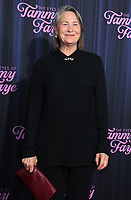 September 14, 2021.Cherry Jones attend Searchlight Pictures premiere of The Eyes of Tammy Faye  at<br /> SVA Theatre in New York September 14, 2021 Credit:RW/MediaPunch