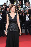 LA MINISTRE DE LA CULTURE AUDREY AZOULAY - RED CARPET OF THE OPENING CEREMONY AND FILM 'CAFE SOCIETY' AT THE 69TH FESTIVAL OF CANNES 2016