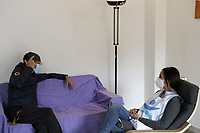 PROGETTO ARCA<br /> Il cohousing di Casa Arca di Roma.<br /> Gli incontri della psicologa con gli ospiti.