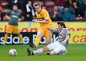 DAVID ANDERSON CHALLENGES MOTHERWELL'S JONATHAN PAGE  ..07/01/2012 sct_jsp019_motherwell_v_queens_park     .Copyright  Pic : James Stewart.James Stewart Photography 19 Carronlea Drive, Falkirk. FK2 8DN      Vat Reg No. 607 6932 25.Telephone      : +44 (0)1324 570291 .Mobile              : +44 (0)7721 416997.E-mail  :  jim@jspa.co.uk.If you require further information then contact Jim Stewart on any of the numbers above.........