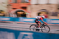 Sarah Rijkes (AUT)<br /> <br /> WOMEN ELITE ROAD RACE<br /> Kufstein to Innsbruck: 156.2 km<br /> <br /> UCI 2018 Road World Championships<br /> Innsbruck - Tirol / Austria