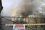 Greenhills Building Fire