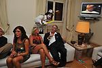 STEFANO PULSONI<br /> PARTY DI PAOLO PAZZAGLIA<br /> PALAZZO FERRAJOLI ROMA 2010