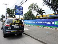 12/04/2021 - CARREGAMENTO COM VACINAS CHEGA EM RECIFE