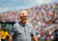 Sep 2, 2018; Clermont, IN, USA; NHRA funny car team owner Jim Head during qualifying for the US Nationals at Lucas Oil Raceway. Mandatory Credit: Mark J. Rebilas-USA TODAY Sports