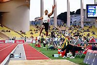 9th July 2021, Monaco, France; Diamond League Athletics, Herculis meeting, Monaco;  Ruswahl Samaai (SFA)
