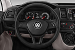 Car pictures of steering wheel view of a 2016 Volkswagen Transporter-Furgon - 4 Door Cargo Van Steering Wheel