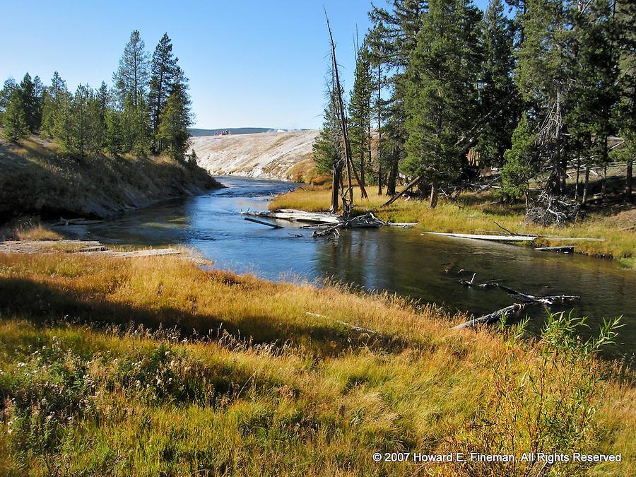 Firehole River, Yellowstone NP
