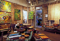 Volcano Art Center. Hawaii Volcanoes National Park, Big Island.
