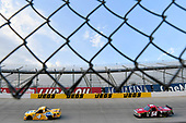 #4: Todd Gilliland, Kyle Busch Motorsports, Toyota Tundra Pedigree and #54: David Gilliland, DGR-Crosley, Toyota Tundra Frontline Enterprises Inc/CROSLEY Brands