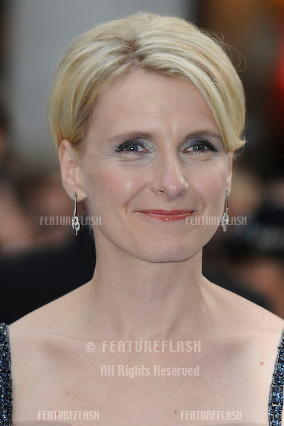 Elizabeth Gilbert arriving for the 'Eat, Pray, Love' premiere at the Empire Leicester Square, London. Picture: Steve Vas / Featureflash