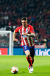 Fernando Torres of Atletico de Madrid in action during the UEFA Europa League 2017-18 Round of 16 (1st leg) match between Atletico de Madrid and FC Lokomotiv Moscow at Wanda Metropolitano  on March 08 2018 in Madrid, Spain. Photo by Diego Souto / Power Sport Images
