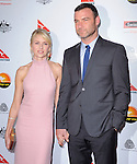 Naomi Watts and Liev Schreiber at The G'Day USA Black Tie Gala held at The JW Marriot at LA Live in Los Angeles, California on January 12,2013                                                                   Copyright 2013 Hollywood Press Agency