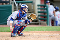 June 8, 2009: Michael Brenly (18) of the Peoria Chiefs at Elfstrom Stadium in Geneva, IL..  Photo by: Chris Proctor/Four Seam Images