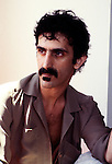 Frank Zappa 1979<br />© Chris Walter