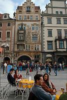 Tschechien, Prag, Altstaedter Ring, Unesco-Weltkulturerbe