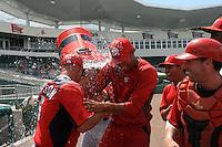 09.01.2013 - MiLB GCL Nationals vs GCL Red Sox
