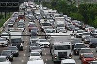 13.02.2019 - Trânsito na Marginal Pinheiros em SP