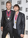 Charles Kelley and Dave Haywood of Lady Antebellum at The 2011 BMI Pop Music Awards held at The Beverly Wilshire Hotel in Beverly Hills, California on May 17,2011                                                                               © 2010 Hollywood Press Agency