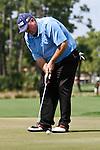 PALM BEACH GARDENS, FL. - Mark Calcavecchia during final round play at the 2009 Honda Classic - PGA National Resort and Spa in Palm Beach Gardens, FL. on March 8, 2009.