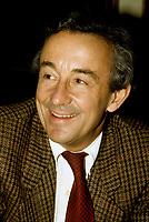 FILE -  Louise Malle<br />  en entrevue le <br /> 30 novembre 1987<br /> <br /> <br />  Photo : Pierre Roussel - Agence Quebec Presse