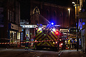 06/03/2016<br /> <br /> On Sunday evening a large fire breaks out at the former Hippodrome in Derby city centre.<br /> ……………………………………………………………………………………………………………………All Rights Reserved: F Stop Press Ltd. +44(0)1335 418365   +44 (0)7765 242650 www.fstoppress.com