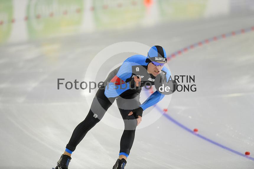 SCHAATSEN: HEERENVEEN: 30-10-2020, IJsstadion Thialf, Daikin NK Afstanden 2020, 500m, Stefan Westenbroek, ©foto Martin de Jong