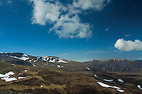 Braeriach from Sron na Lairige, Braeriach, Cairngorm National Park