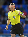 St Johnstone v Inverness Caledonian Thistle...05.10.13      SPFL<br /> Referee Steven McLean<br /> Picture by Graeme Hart.<br /> Copyright Perthshire Picture Agency<br /> Tel: 01738 623350  Mobile: 07990 594431