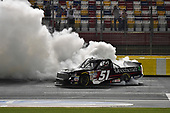 NASCAR Camping World Truck Series<br /> North Carolina Education Lottery 200<br /> Charlotte Motor Speedway, Concord, NC USA<br /> Friday 19 May 2017<br /> Kyle Busch, Cessna Toyota Tundra<br /> World Copyright: Rusty Jarrett<br /> LAT Images<br /> ref: Digital Image 17CLT1rj_4160