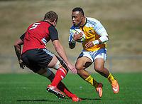 150305 Rugby - Hurricanes Development XV v Crusaders Knights