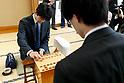 Shogi players Fujii and Kondo face off: 30th Ryuuou tournament group 6