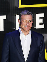 Bob Iger during the STAR WARS: 'The Force Awakens' EUROPEAN PREMIERE at Odeon, Empire & Vue Cinemas, Leicester Square, England on 16 December 2015. Photo by David Horn / PRiME Media Images