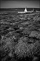 Europe/France/Bretagne/29/Finistère/Cléden-Cap-Sizun::  Pointe de Van: Chapelle Saint They - XVème siècle