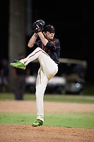 Jack Anderson (15) while playing for FTB/SF Giants Scout Team based out of Kissimmee, Florida during the WWBA World Championship at the Roger Dean Complex on October 19, 2017 in Jupiter, Florida.  Jack Anderson is a pitcher from Tampa, Florida who attends Tampa Jesuit High School.  (Mike Janes/Four Seam Images)