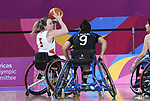 Elodie Tessier, Lima 2019 - Wheelchair Basketball // Basketball en fauteuil roulant.<br />
