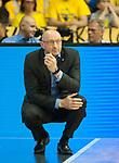 10.05.2019, EWE Arena, Oldenburg, GER, easy Credit-BBL, EWE Baskets Oldenburg vs Mitteldeutscher BC, im Bild<br /> Mladen DRIJENCIC (EWE Baskets Oldenburg #Trainer #Coach )<br /> <br /> Foto © nordphoto / Rojahn
