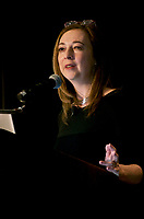 Susan Cain at Coaching in Leadership and Healthcare Conference by the Institute of Coaching and Harvard Medical School at the Renaissance Hotel Boston MA October 13 and 14, 2017