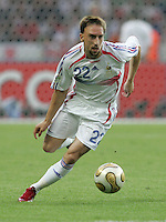Frank Ribery.  Italy defeated France on penalty kicks after leaving the score tied, 1-1, in regulation time in the FIFA World Cup final match at Olympic Stadium in Berlin, Germany, July 9, 2006.