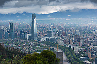 Santiago also known as Santiago de Chile, is the capital and largest city of Chile as well as one of the largest cities in the Americas.