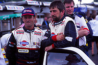 1996 British Touring Car Championship. Anthony Reid, David Leslie and Ray Mallock.