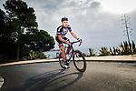 Marcel Kittel (GER) Team Giant-Alpecin training camp held around Cambrils, Spain. 26 Janiuary 2015<br /> Photo: Team Giant-Alpecin/www.newsfile.ie
