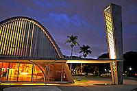Igreja da Pampulha. Belo Horizonte. Minas Gerais. 2009. Foto de Rogério Reis.