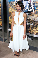 BEVERLY HILLS, CA, USA - NOVEMBER 19: Tessa Thompson arrives at the Los Angeles Premiere Of Fox Searchlight Pictures' 'Wild' held at the AMPAS Samuel Goldwyn Theater on November 19, 2014 in Beverly Hills, California, United States. (Photo by Xavier Collin/Celebrity Monitor)