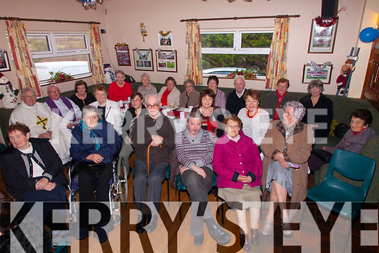 Great attendance for the Dromid ICA Annual Community Christmas Party in The Inny Tavern on Sunday.