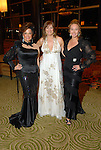 Chairs Philamena Baird, Ellie Francisco and Julie Brown at the Winter Ball at the Hilton Americas Hotel  Saturday Jan. 19,2008.(Dave Rossman/For the Chronicle)