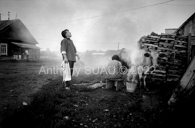 Krasny Yar, Siberia, Russia, 1995<br />