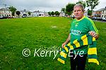 Bernard Lynch, Kerry football supporter.