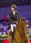 Laura Kraut, American ridder, on Olmifon, first round